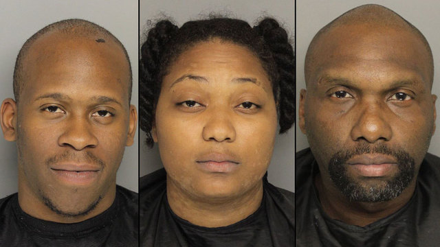 3 arrested in cvs armed robbery in greenville co