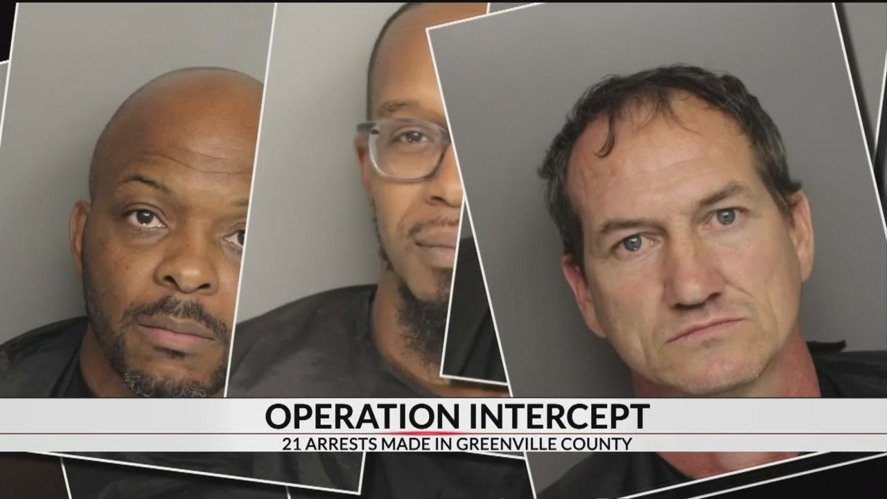 Operation Intercept News Conference