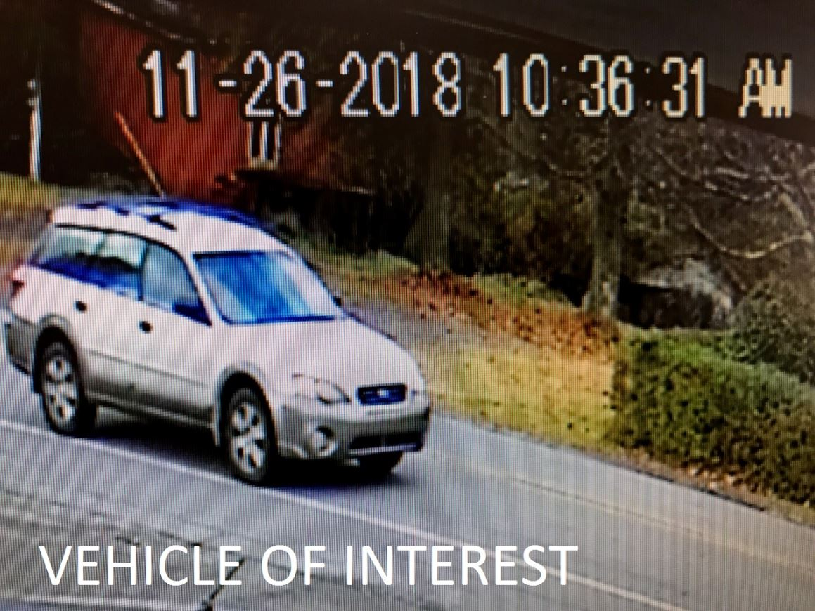 Vehicle of Interest