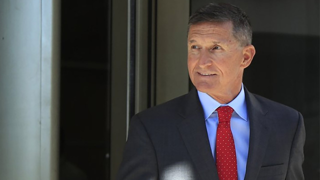 Judge tells Flynn he can't 'hide my disgust' at his crime