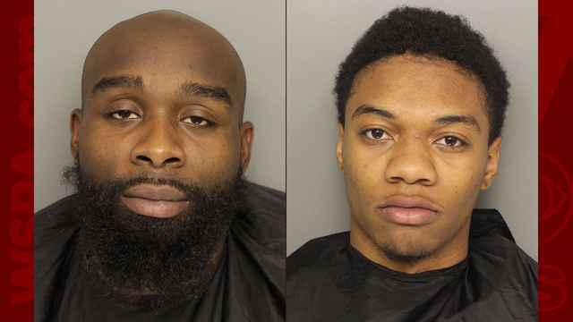 Germaine Latif Dunlap, Jr. (left) and Syeed Zyshonne Jennings (From: Greenville Co. Sheriff's Office)