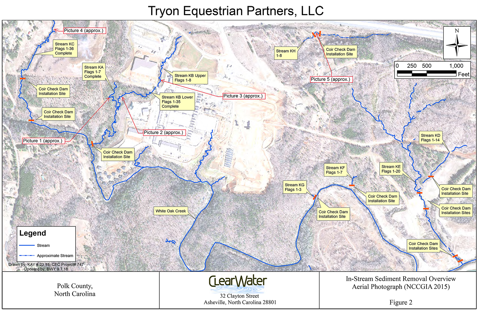 Tryon Equestrian Center Fined Over 64 000 For Water Quality Violations