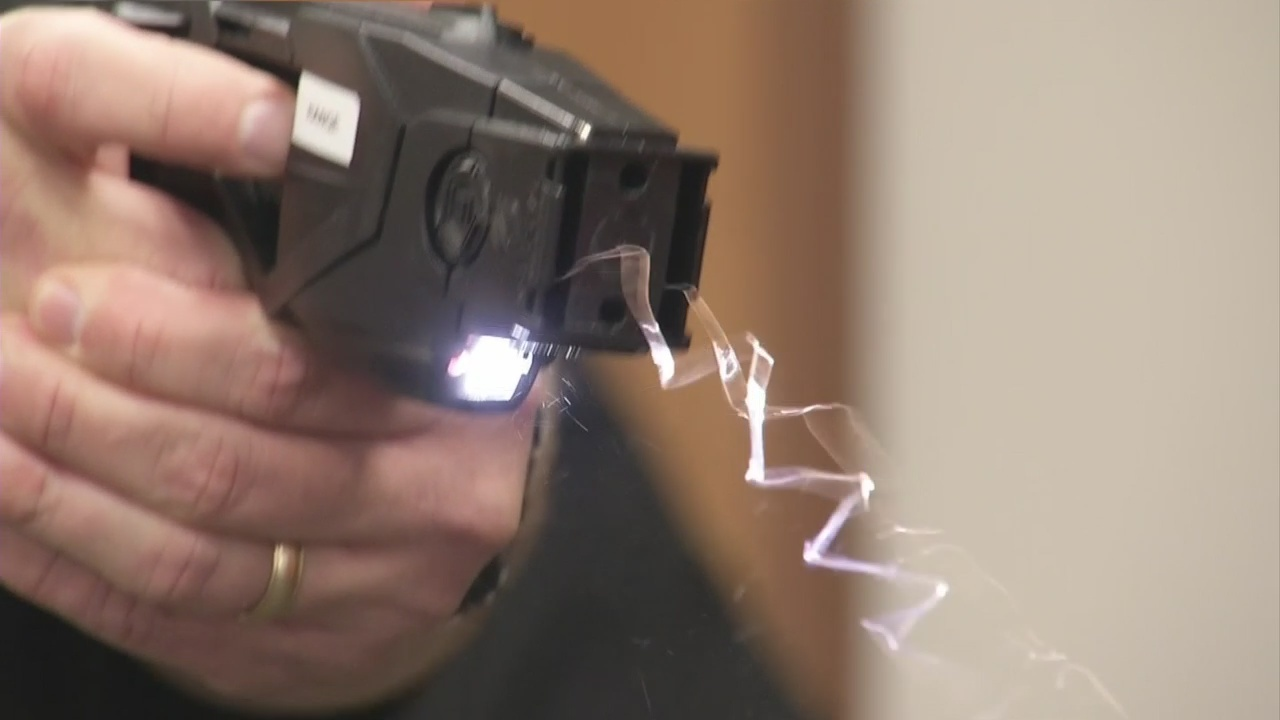 Use of force: Inside look at deputy training with the Greenville County Sheriff's Office