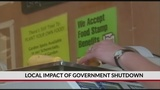 From food stamps changes  to TSA food drives, the shutdown is rattling nerves