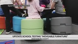 Moveable furniture helps students in Spartanburg Co. work together