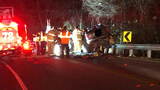 Troopers searching for driver after head-on crash in Greenville Co.