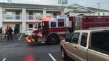 5 units damaged in fire at Spartanburg Co. motel