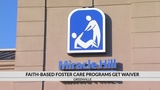 Faith-based foster care program gets federal waiver