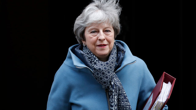 UK's May seeks changes to Brexit deal as EU stands firm