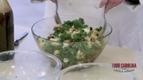 Chef's Kitchen - 3 Cheese Tortellini Kale Salad