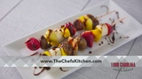 Chef's Kitchen - Maple Glaze Fruit Kebab