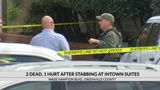 2 stabbed to death, 1 hurt at In Town Suites in Greenville Co.