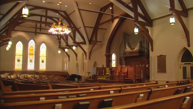 Upstate Methodist Pastors React To Upcoming Vote On Church