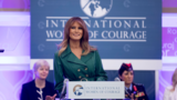 Melania Trump recognizes women of courage around the world