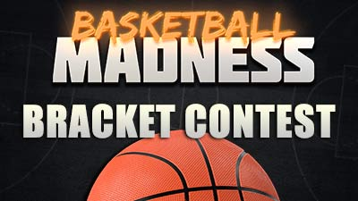basketball madness bracket contest