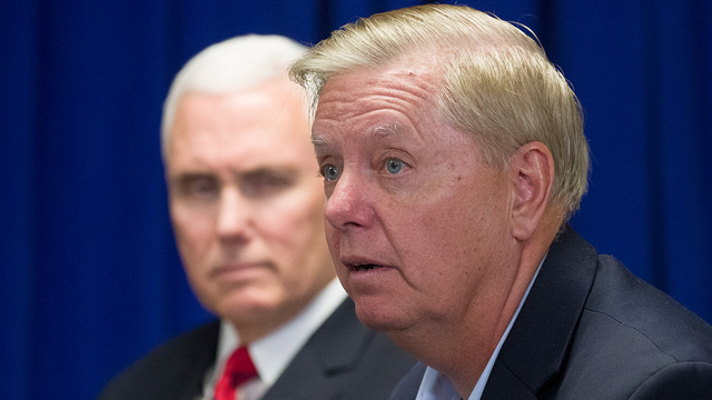 Vice President to campaign for Lindsey Graham in Greenville