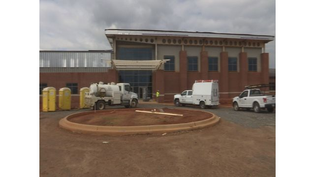Anderson Institute of Technology nearing completion ahead of new school year