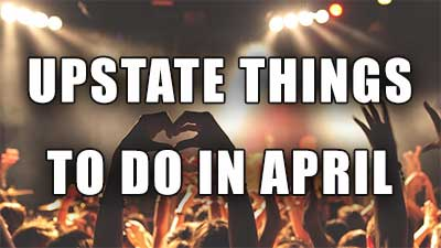 Things to do in April
