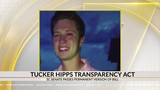 Tucker Hipps Transparency Act heads to governor's desk after passing through Senate