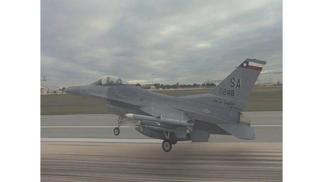 Greenville to manufacture, export F-16s to U.S. allies around the world