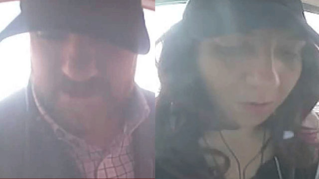 Help police ID 2 suspects in credit card fraud case in Asheville