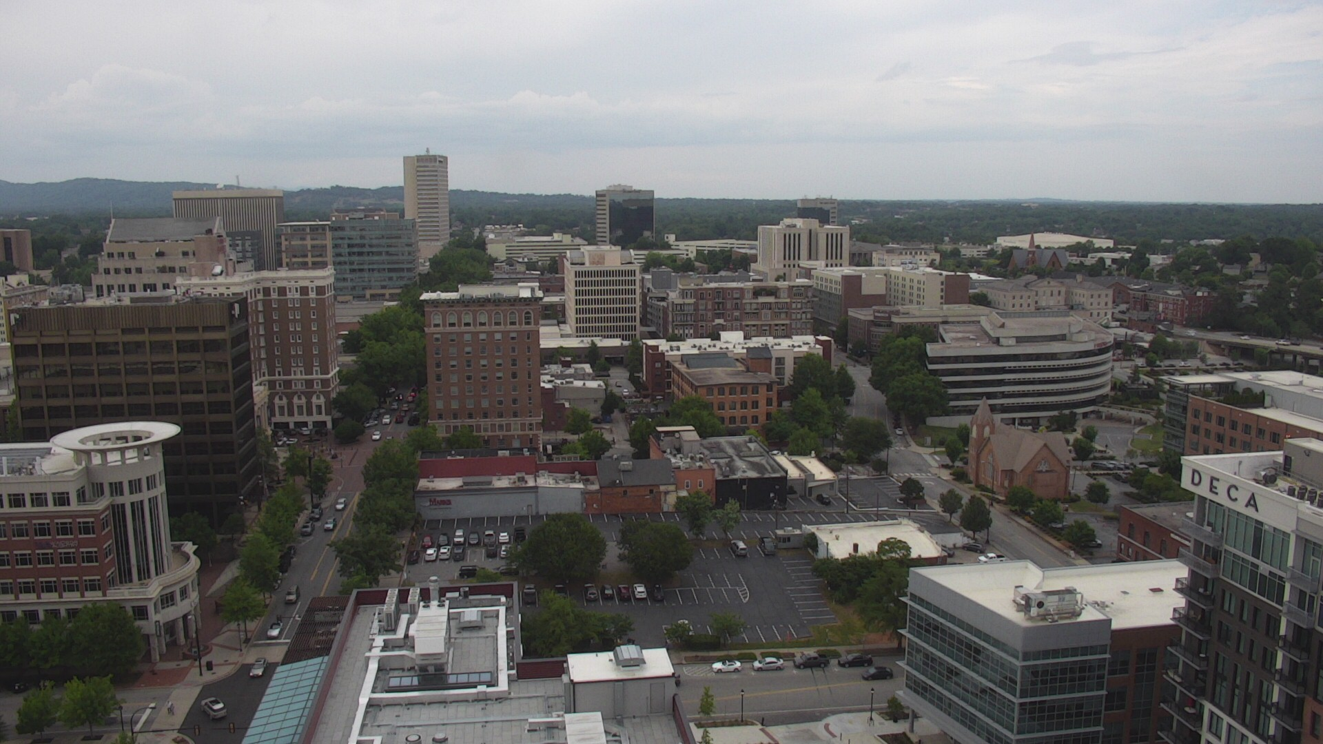 downtown greenville webcam